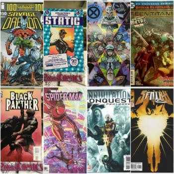 25 Hot Comics For A Comic Store In Your Future
