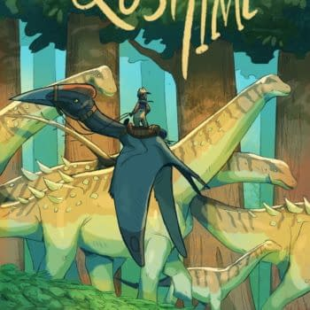 Debut Graphic Novel, Lost TimebyTasha Mukanik, Picked Up By Penguin