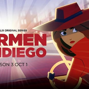 Carmen Sandiego Season 3 Steals Its Way Back to Netflix This October