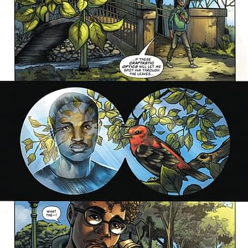 Christian Cooper Turns Central Park Incident Into Free Comic For DC
