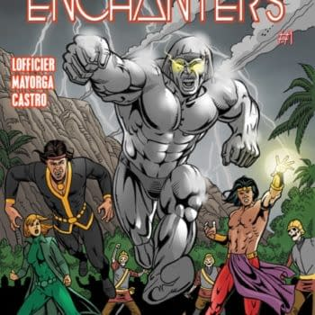 Roberto Castro Early Work, The Enchanters, Available Now From Hexagon