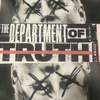 James Tynion IV Sells Out Of His Own Department Of Truth #1 Variant