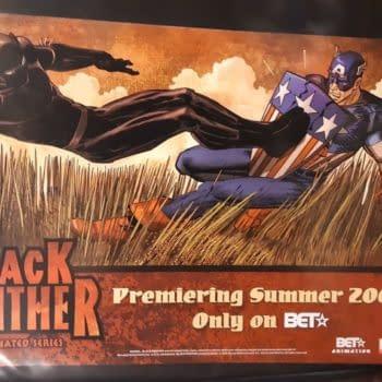 Shuri First Black Panther Appearance Original Artwork On Sale Tomorrow