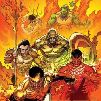 Jason Aaron Returns To The Phoenix in Decembers Avengers