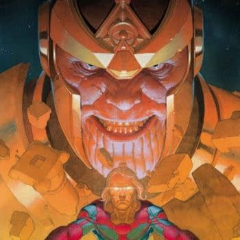 Thanos Is The Big Bad In Marvel's Eternals