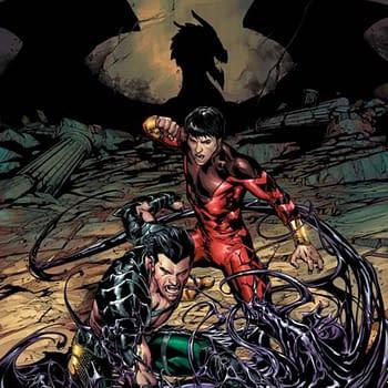 Surprise King In Black Crossover In Atlantis Attacks #5
