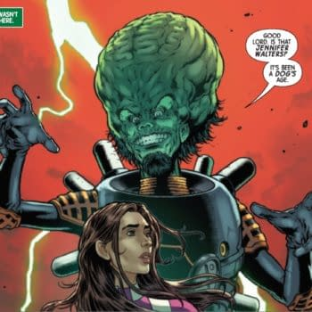 Immortal Hulk Lines Up Brian Benner and The Leader