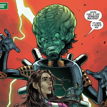 The Leader Controls Past Present Future of Immortal Hulk (Spoilers)