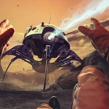 First-Person Sci-Fi Adventure The Invincible Coming To Next-Gen and PC
