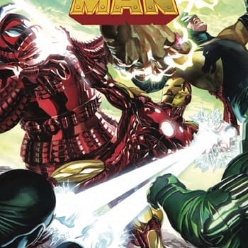 Iron Man #1 Review: Retool Rebrand and Reload
