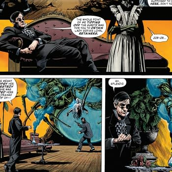The Right Honourable Joseph Rees-Mogg MP In This Weeks 2000AD