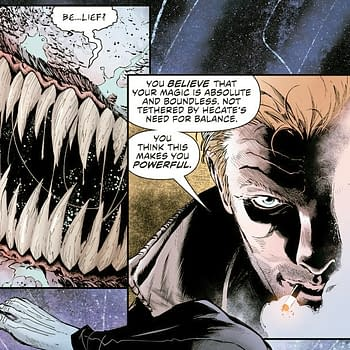 DC Cancelled John Constantine Again Justice League Dark #27 Spoilers