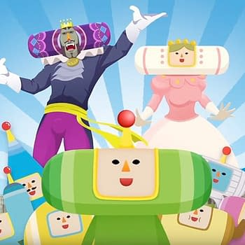 Katamari Damacy Reroll Rolls Up PlayStation 4 &#038 Xbox One Players