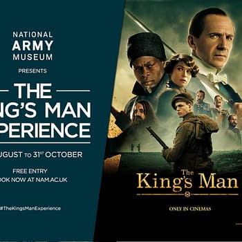 No Film Yet But National Army Museum Launches King's Man Exhibition