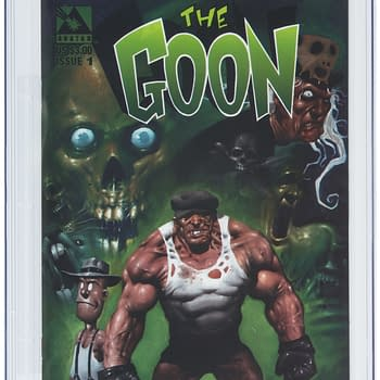 The Goon #1 Sets Modern Day Comic Record Sells For $28800