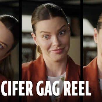 Lucifer Season 4 Blooper Reel