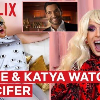 Trixie and Katya Watch Lucifer