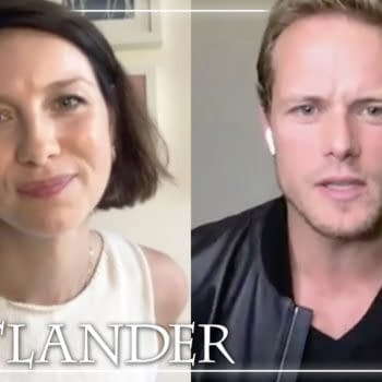 Outlander | Catch Up w/ Caitriona & Sam – End of Summer Series Episode 4 | STARZ