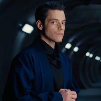 No Time to Die Introduces James Bond Villain Rami Malek's Safin