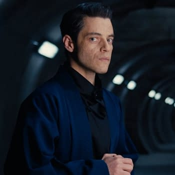 No Time to Die Introduces James Bond Villain Rami Maleks Safin