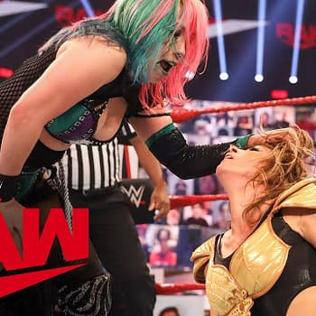 WWE Raw Report &#8211 What the Hell Was Up with That Mickie James Finish