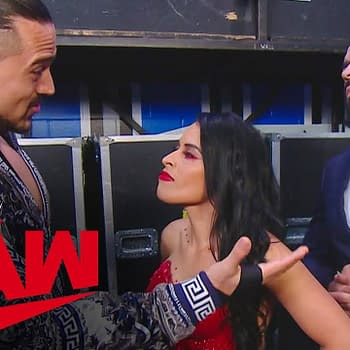 WWE Raw Report &#8211 Zelina Vega Finally Dumps the Dead Weight