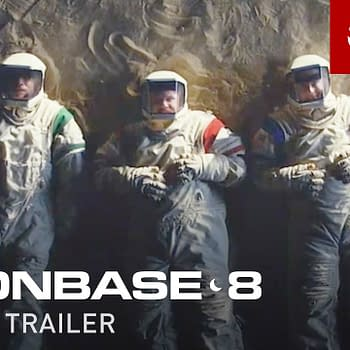 Moonbase 8 Trailer Welcomes You to The Not-Quite-Final Frontier