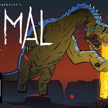 Genndy Tartakovskys Primal Unleashes New Eps on Adult Swim in October
