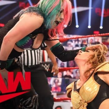 WWE Stopped Mickie James Match Because They Were Worked Into Shoot