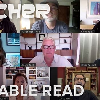 Archer Cast Performs Season 3 El Contador Table Read for Good Cause