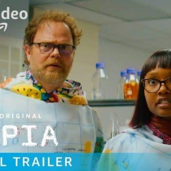 Utopia Official REDBAND Trailer | Prime Video