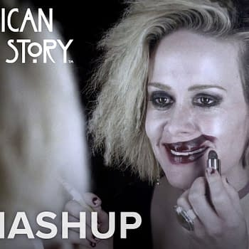 American Horror Story Pays Tribute to The Many Faces of Sarah Paulson