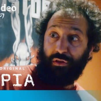 Utopia Clip: Mythology | Prime Video