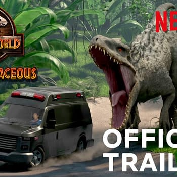 Jurassic World: Camp Cretaceous Trailer: Feeding Time Has Resumed