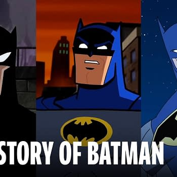Batman Day: DC Celebrates The Dark Knights Animation Evolution