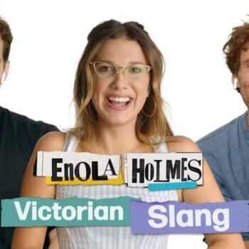Enola Holmes Cast Speak Victorian Slang In New Video