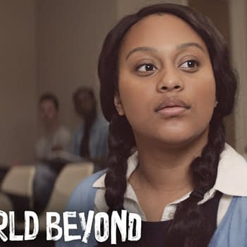 The Walking Dead: World Beyond: Meet Hope Iris Elton Silas &#038 More