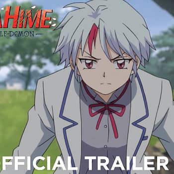 Inuyasha Sequel Yashahime: Princess Half-Demon Unveiled by VIZ Media
