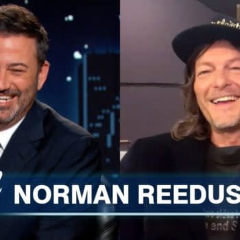 Norman Reedus is READY for the Zombie Apocalypse