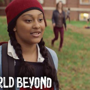 The Walking Dead: World Beyond Preview: Iris Has Dangerous Secrets