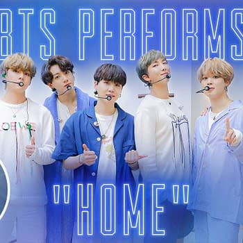 BTS Army Has New Recruit in John Cena BTS Performs Home