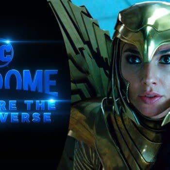Latest DC FanDome Allows Complete Custom Experience