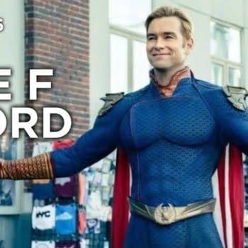 """Diamond Comics Asks """"Are Superheroes Fascist?"""""""