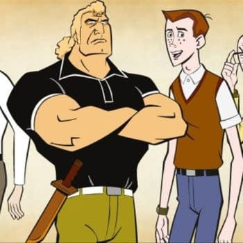 A look at The Venture Bros. (Image: Adult Swim)