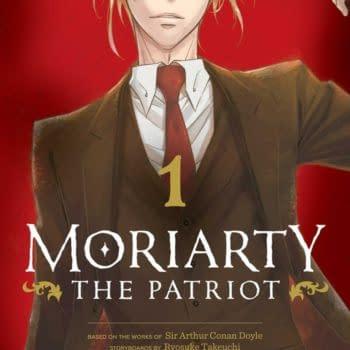 Moriarty the Patriot: Viz Media Unveils Sherlock Holmes Spinoff Manga