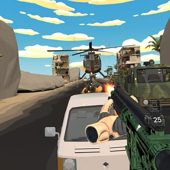 VR Shooter Operation Serpens Set To Release On October 15