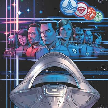 The Orville: Launch Day (Season 2.5) #1 Review: Spaceborne Adventure