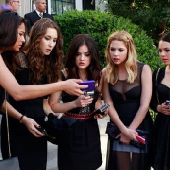 A look at Pretty Little Liars' first season (Image: Freeform)