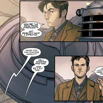 Time Lord Victorious #1 Makes a Big Change to Doctor Who Continuity