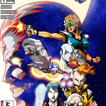Project 45 #1 Review: Heathers Meets Dungeons and Dragons In Space
